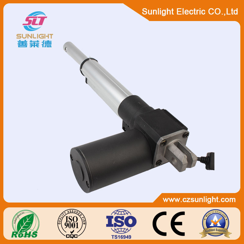 24V Linear Servo dc Motor for remote controlled window opening operations