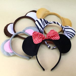 New Arrival Fancy Dress Party Halloween animal bear ears baby headband