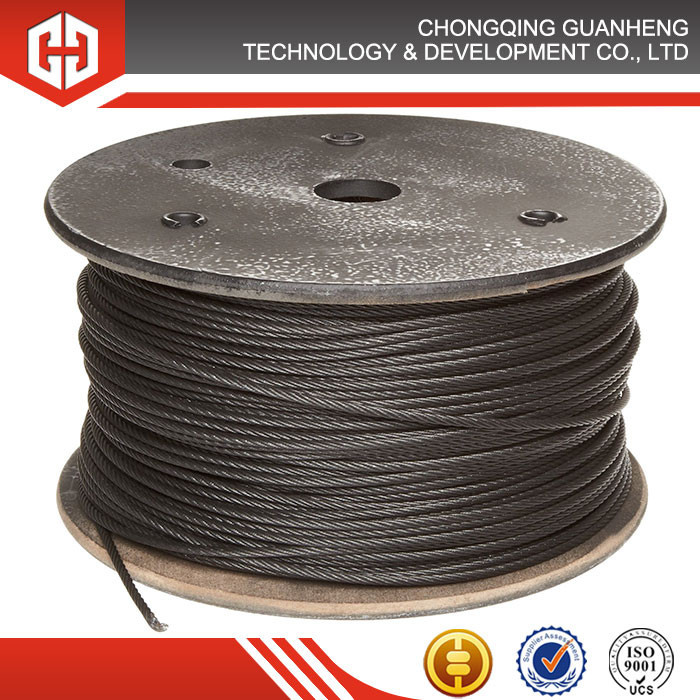3x7 Steel Wire Rope, 3x7 Steel Wire Rope Suppliers and Manufacturers ...