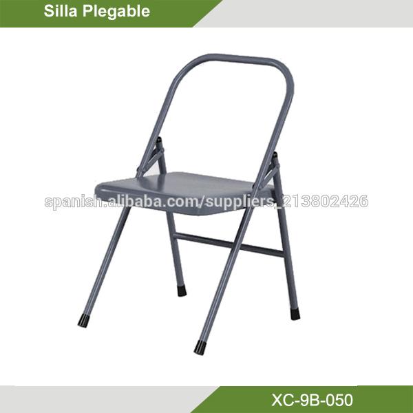 yoga en silla sillas de metal identificaci n del producto
