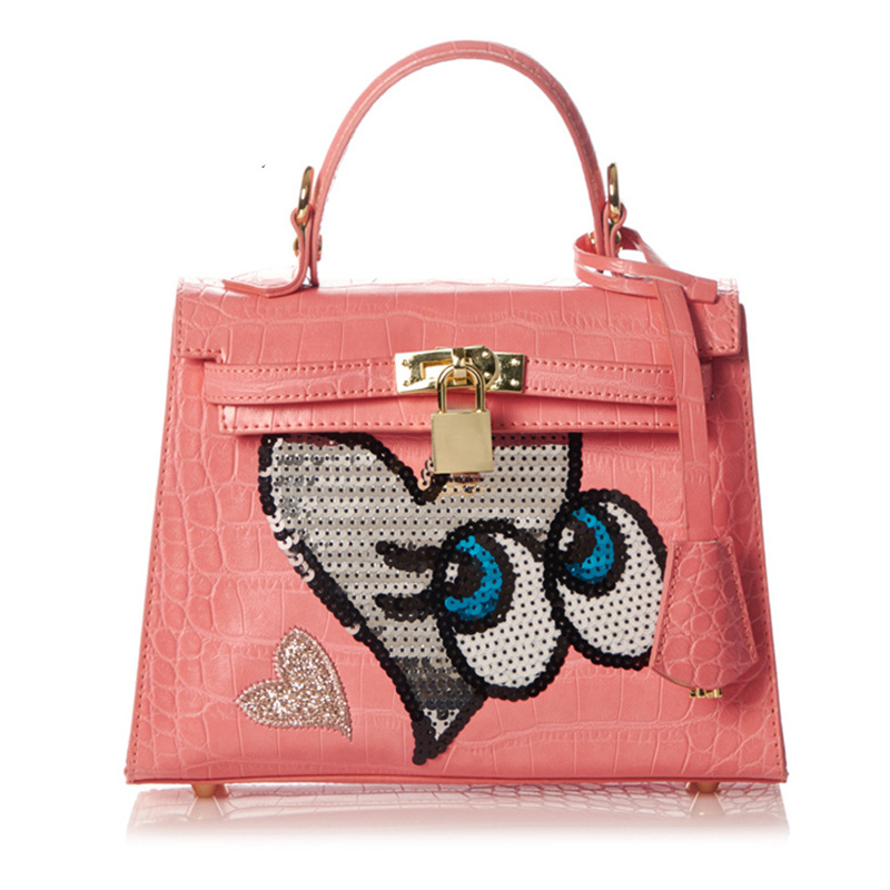 5082b42e7707 Buy 3 Color Korean Style Women Fashion Handbags   Single Shoulder Designer  Handbags   Cute Flap Girl  39 s Party Bags With Cover in Cheap Price on ...