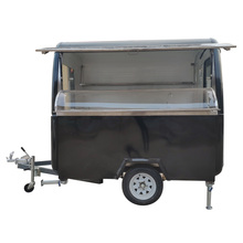 China concessie snack food catering trailer <span class=keywords><strong>gebruikt</strong></span> fast food winkelwagen