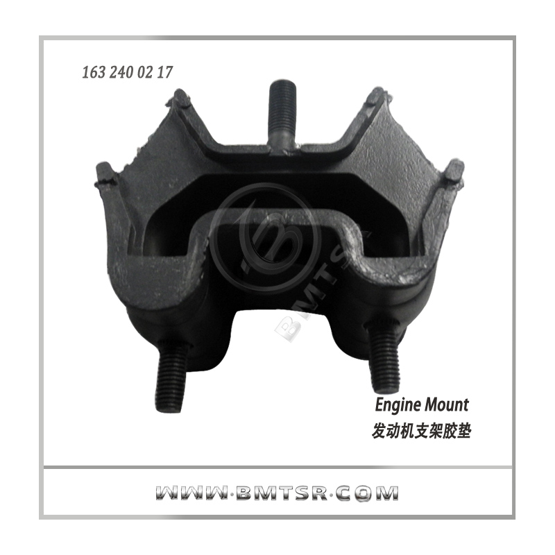 Auto Spare Engine Parts Engine Mounting Oem:163 240 02 17