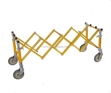 XH-5 Schatulle und <span class=keywords><strong>sarg</strong></span> faltbare beerdigung <span class=keywords><strong>trolley</strong></span> bahre produkte