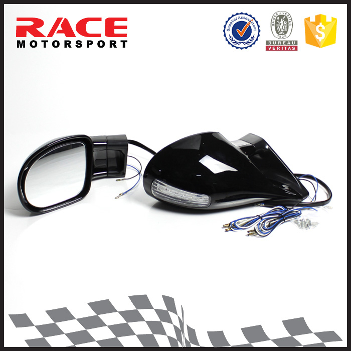 Trade Assurance Carbon Look Electric Best Rear View Mirror