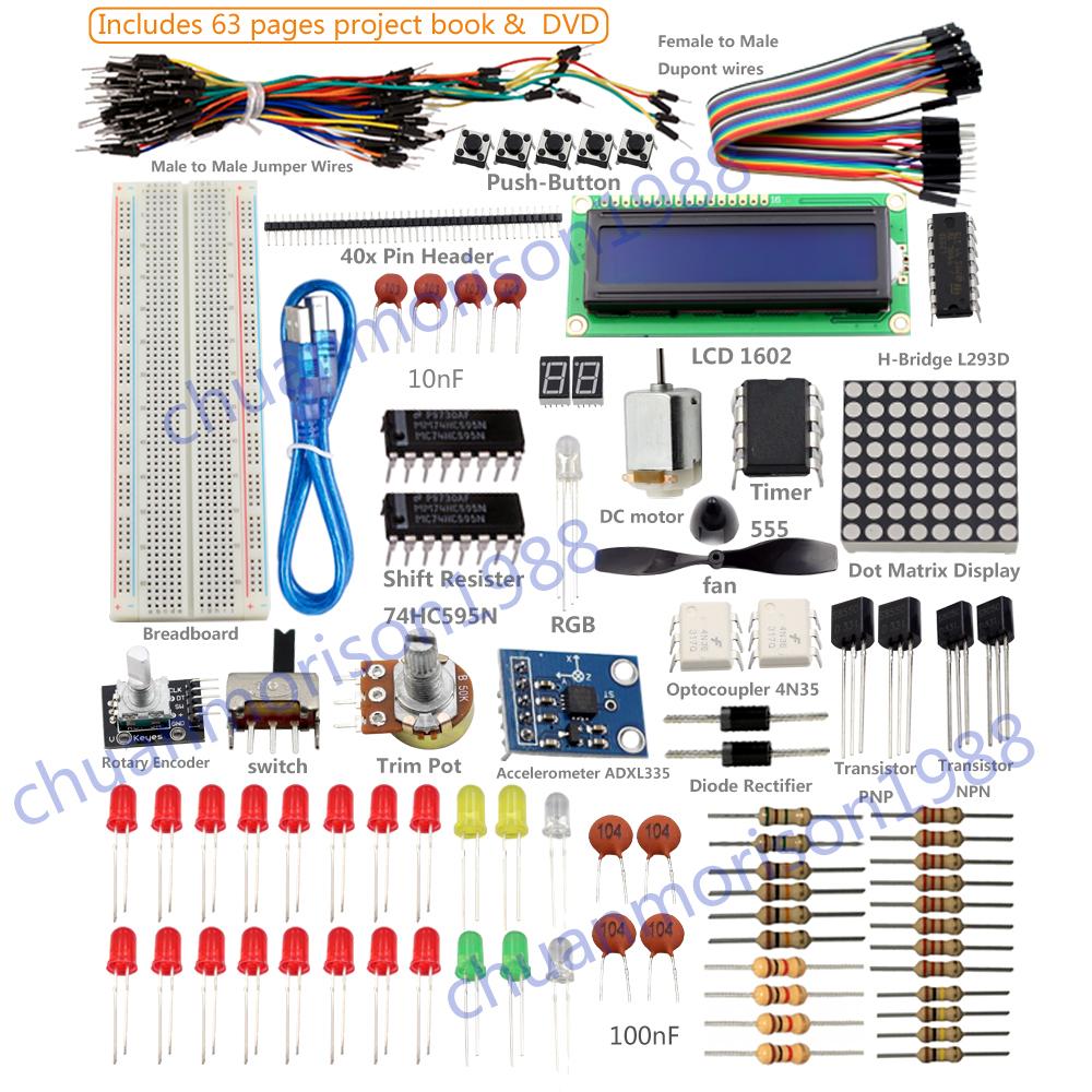 Arduino project kits
