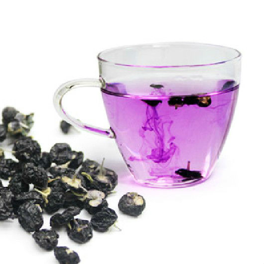 Natural Anthocyanin Wild Organic Black Wolfberry Buy Chinese