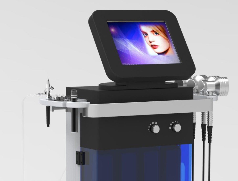 Skin spa system portable microdermabrasion machine diamond for Salon equipment manufacturers