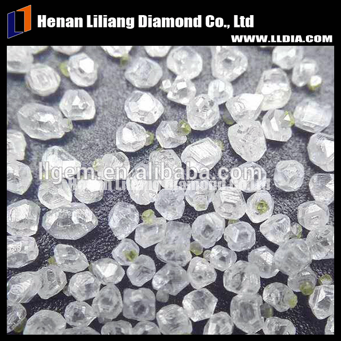 China hot sale sieve size cheap cvd rough pure diamond for sale