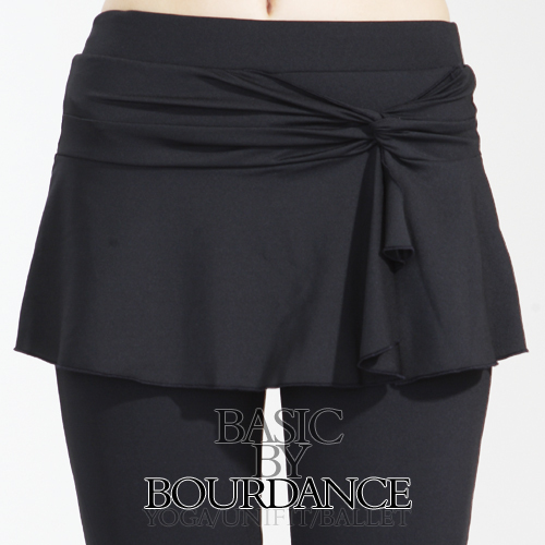 Casual Yoga Capri Pants With Skirt - Buy Tight Yoga Pants,Long ...