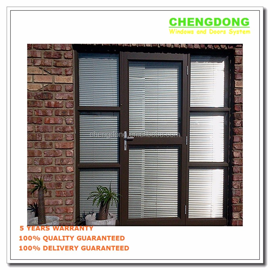 2016 New Design Promotion Factory Aluminium Door And Window