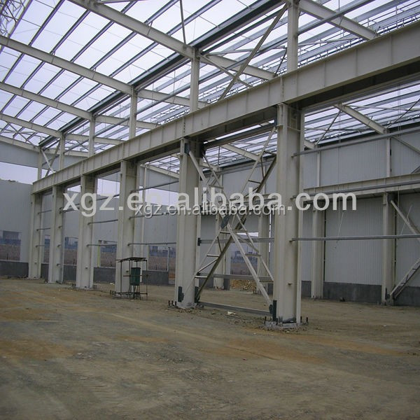 special offer fast erection workshop units with office building