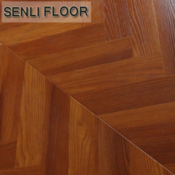 2018 New Style China Made Hdf Parquet Wood Laminate Floor Buy