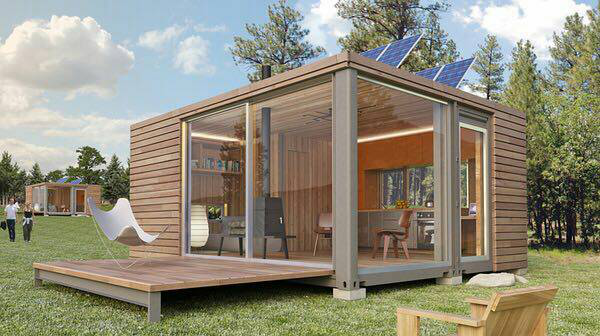 Prefab Container Homes 20ft modular single shipping container homes prefab container