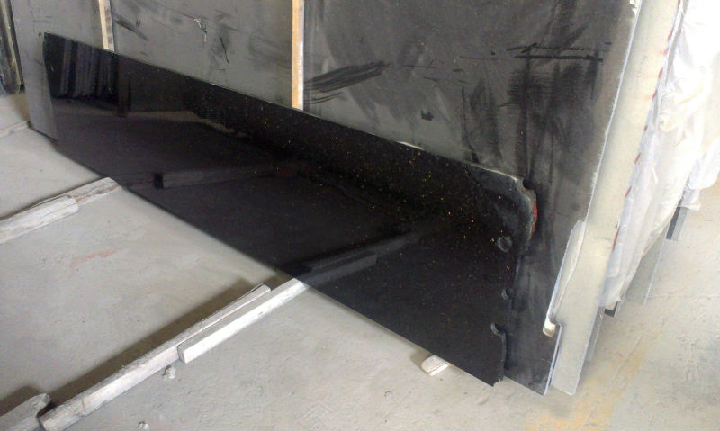 Chinese Black Galaxy Granite Price,Black Star Galaxy Granite,Star ...