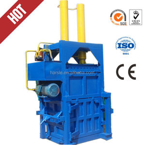 Hot-sale product vertical mini hay baler