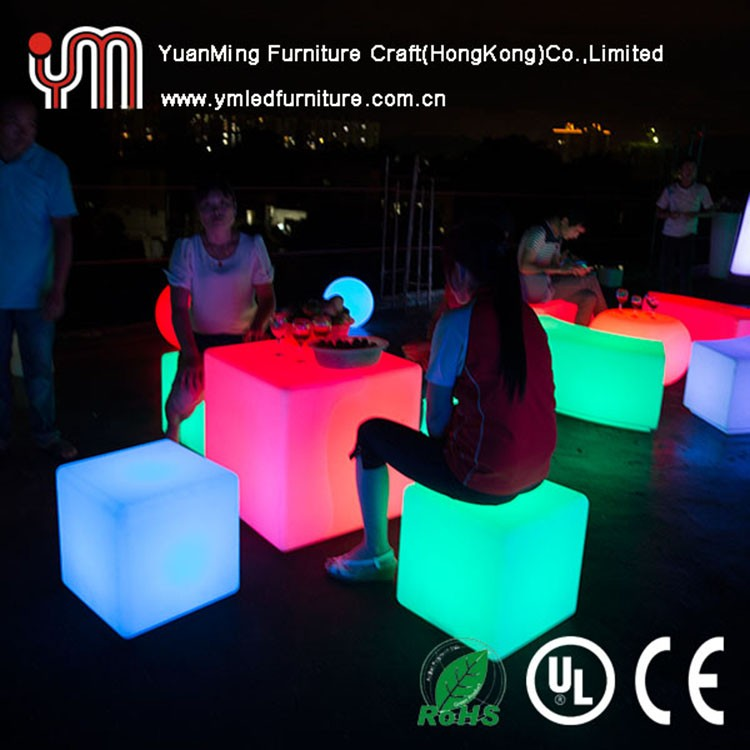 Glow Led Interactive Cubes Led Cubes Buy Led Interactive