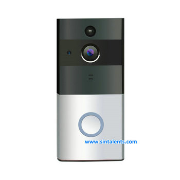 c1605e843520e Homscam Wifi Smart Visual Intercom Enabled Wifi Video Doorbell Camera Smart  Security Wifi Ring Video Doorbell With Night Vision - Buy Wivideo Doorbell  ...