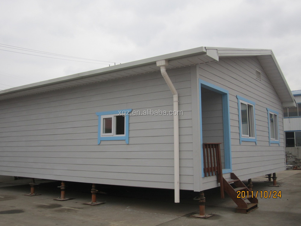 Module Site Office Prefabricated Beach Homes