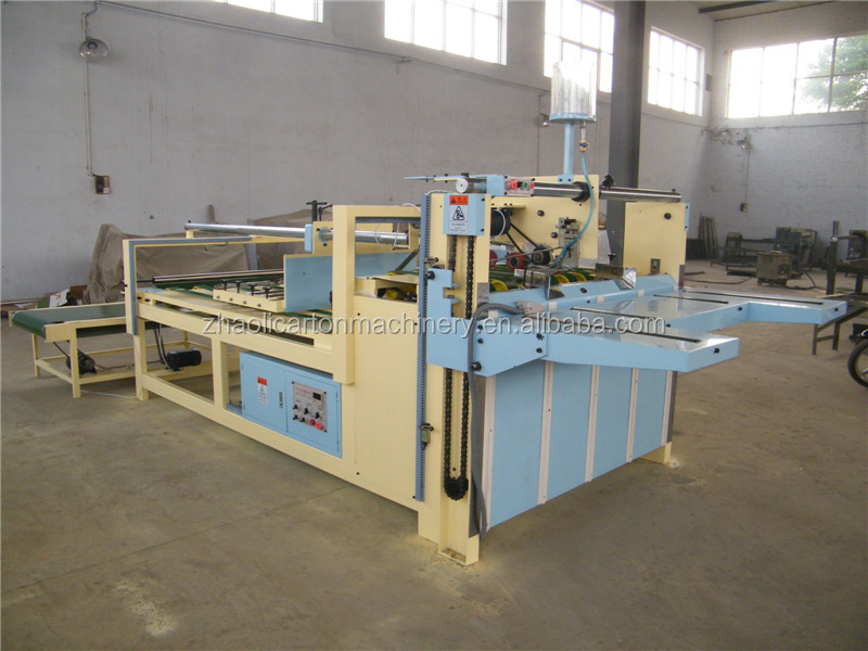 Semi Automatic Corrugated Carton Box Making Machine Prices - Buy Carton Box  Making Machine Prices,Corrugated Carton Making Machine,Carton Making