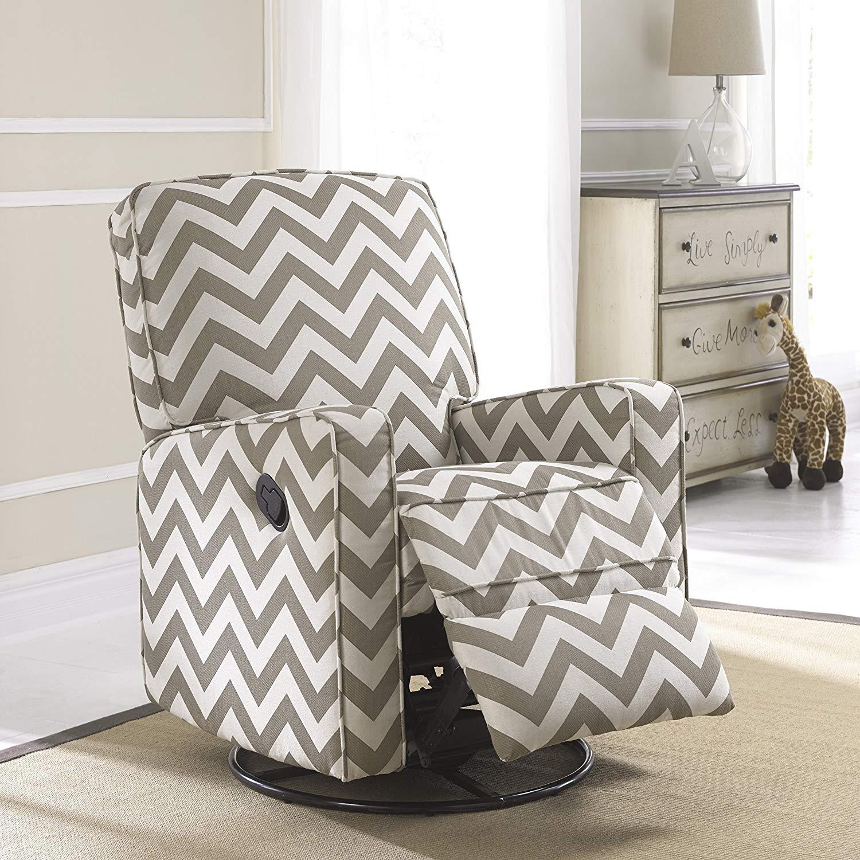 Fabric Glider Chair Find Deals On