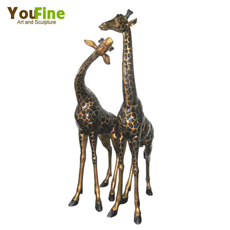 Bronze Giraffe Statue, Bronze Giraffe Statue Suppliers And Manufacturers At  Alibaba.com