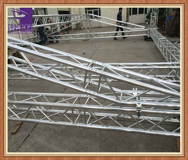 Outdoor Metal Wedding Stage Lighting Roof Truss For Sale