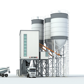 100m3/h Mobile Concrete Ready Mixed Batching Mx Plant price