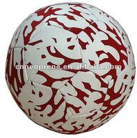Neoprene volleyball for recreation /custom cheap sand volleyball