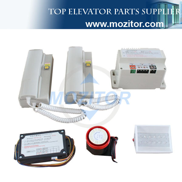 Elevator electric system|elevator intercom phone supplier|three-party calling