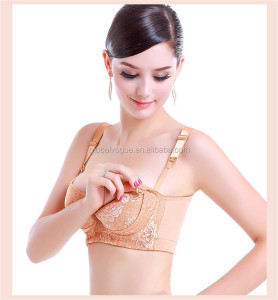 a55d5e53c Ultra-thin G cup size push up pregnant women nursing bra wholesale