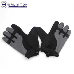 motorcycle synthetic leather gloves riding gloves
