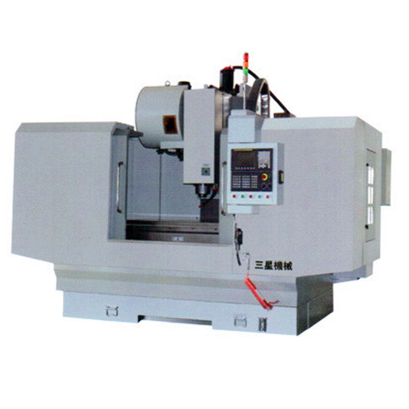 high accuracy automatic vertical maching center