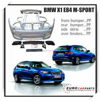 HOT SALE !! PP body kit fit for BM X1 18i 20i M-SPORT style 10~13y