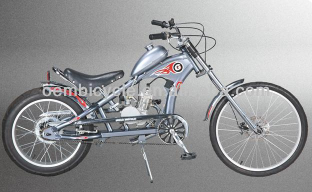 26 inch gasoline engine bicycle 2 stroke 48cc motorized <strong>bike</strong>