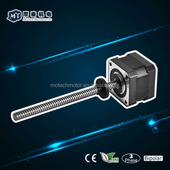 nema 17 hybrid linear actuator with good price
