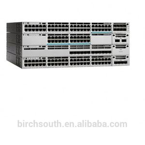 CISCO 3850 ethernet network switch WS-C3850-48T-E