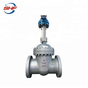 Industrial Gate Vales Worm Gear Operated Flange OS and Y Gate Valve