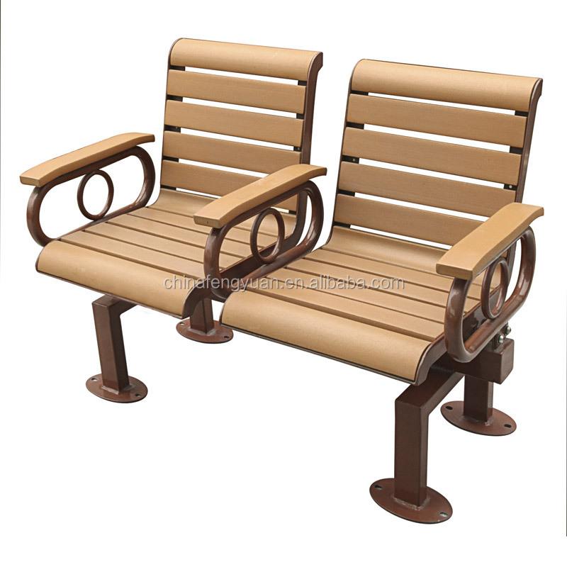 Wooden Outdoor Furniture Outdoor Wpc Bench Buy Outdoor