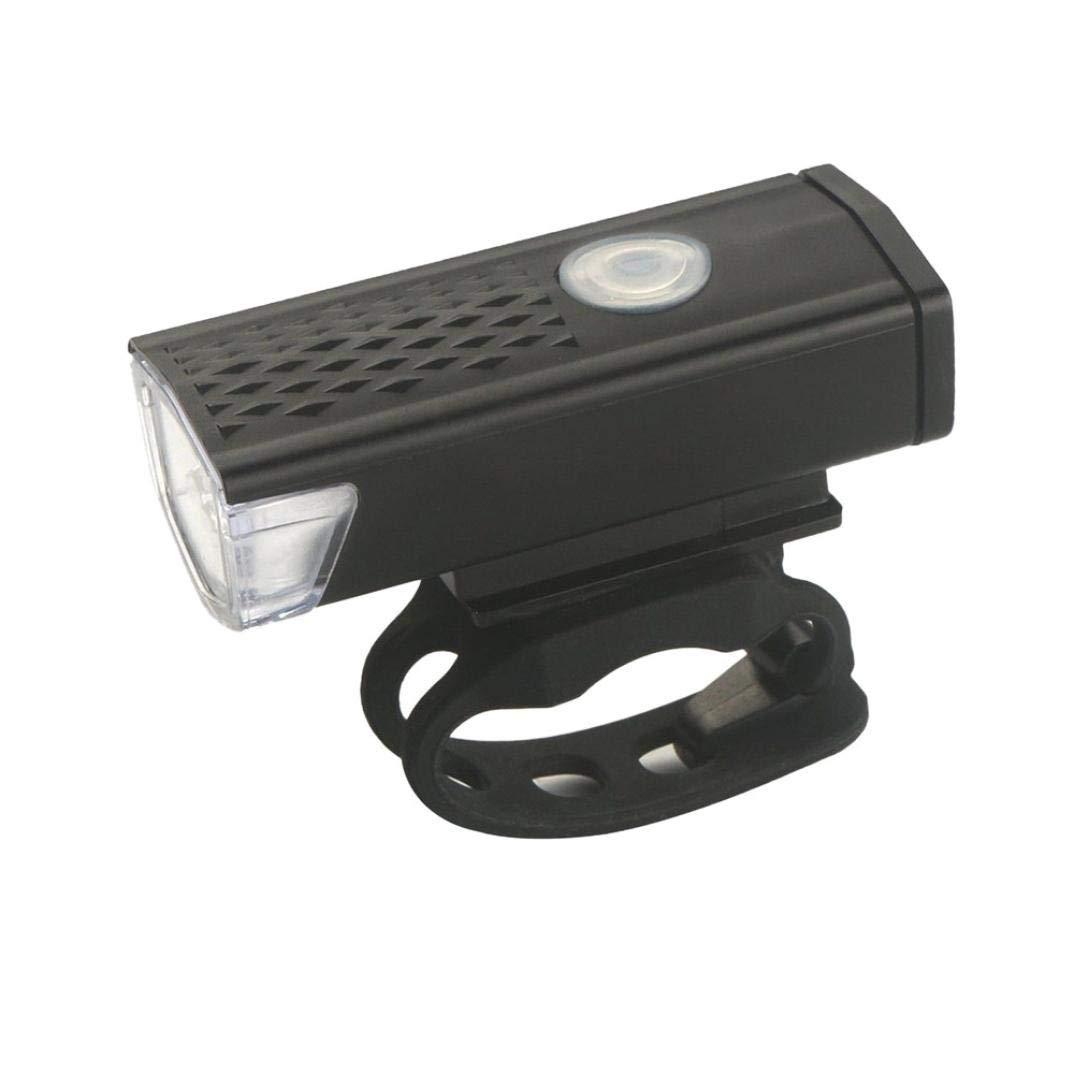 Quaanti Bike Light,Mountain Bike Headlights Highlighting Waterproof Night Riding Lights LED Strong (Blue)