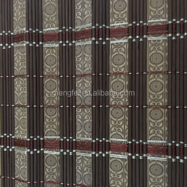 natural woven bamboo covering