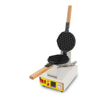 2019 Commercial rotary waffle on a stick honeycomb waffle machine waffle stick maker on sale