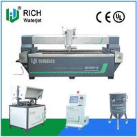 Metal water jet cutting machine
