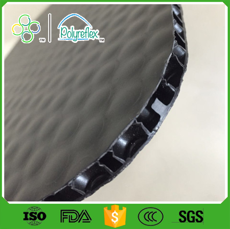 10mm waterproof lightweight plastic bubble honeycomb board