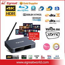Egreat A5 4k Hdr10 Roku 4 Streaming Media Player With Poster