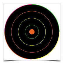 "Factory Wholesale 12'' splatter targets 10"" reactive target 10 inch"
