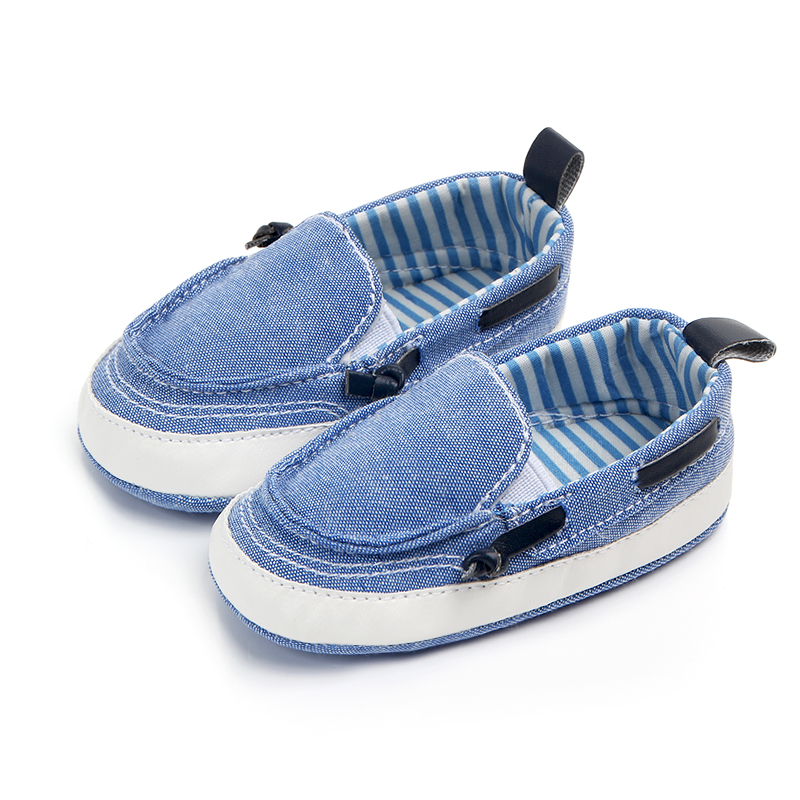 Cool Canvas Soft Sole Infant Baby Boy