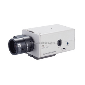 IP IR PoE functioning box camera WDR security digital camera full Color CCTV Security BOX Camera