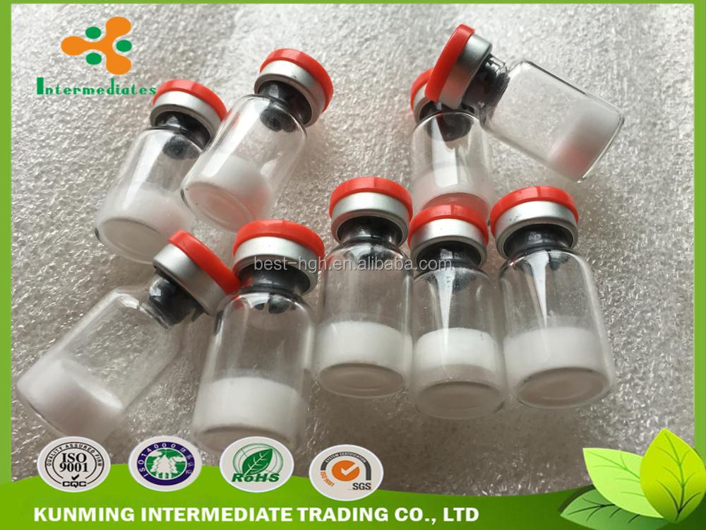 For gym fitness hgh frag 176-191human growth peptide powder hgh frag 176/191 China cheap wholesale
