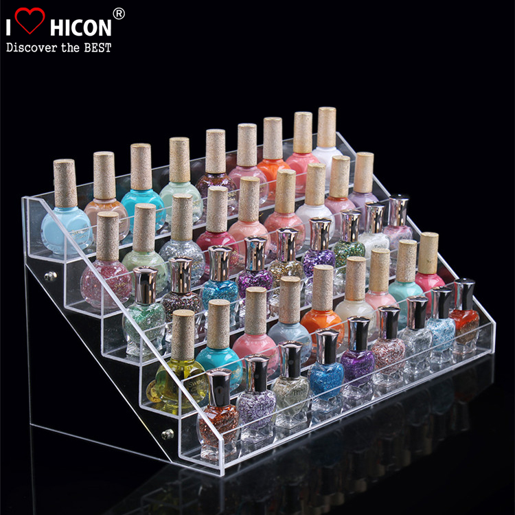 Add Your Brand Value Nail Bar Furniture Beauty Salon Promoting Equipment Cosmetic Display Furniture